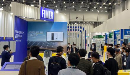 FIMER Korea_International Green Energy Expo 2021